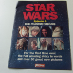Star Wars Episode 1 The Phantom Menace Sunday People